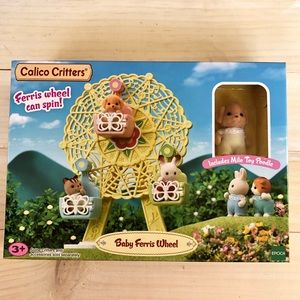 Critter and Baby Bounty Hunter Set